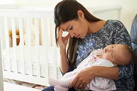 Postpartum Depression Treatment Frisco, TX
